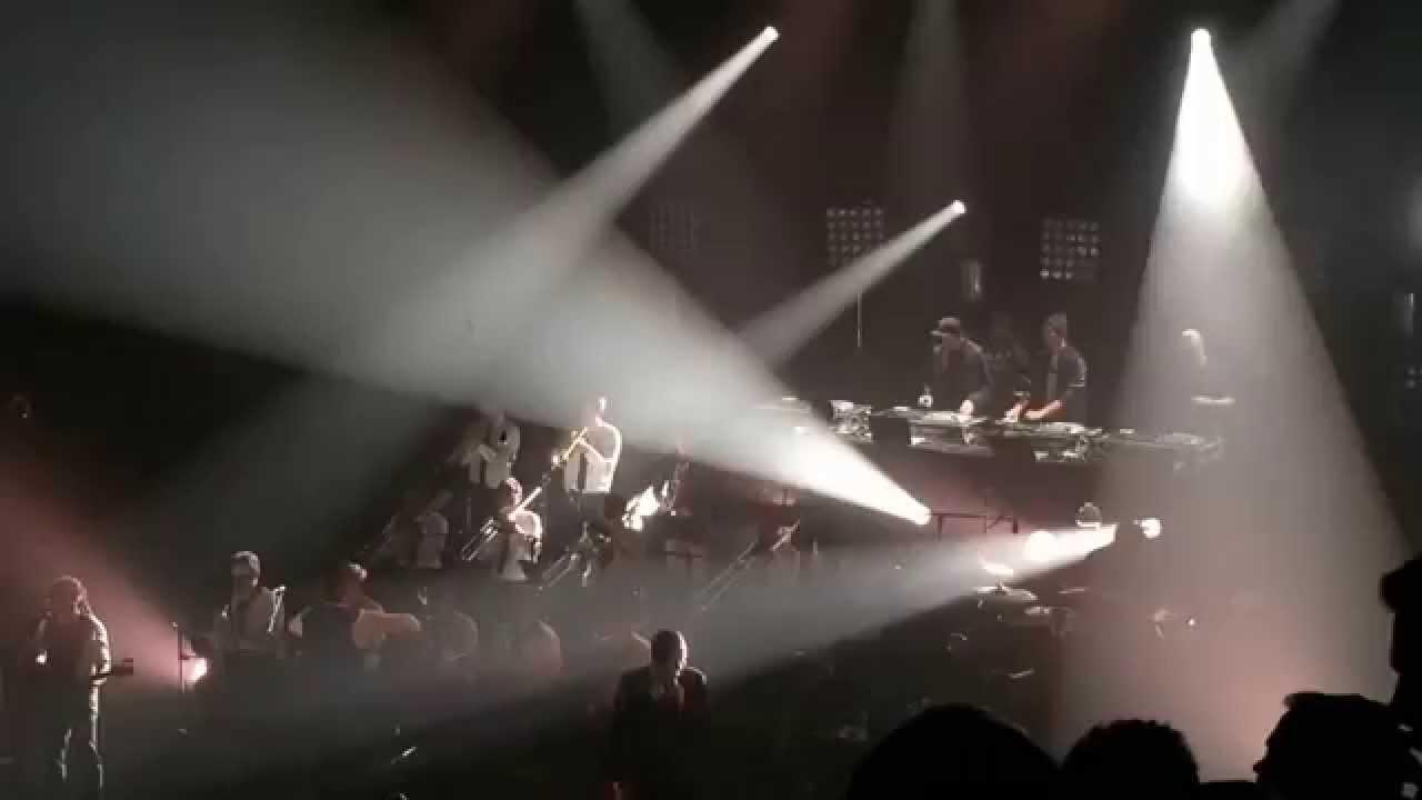 Live à L'OLYMPIA feat. C2C